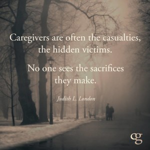 Cargivers silent victims